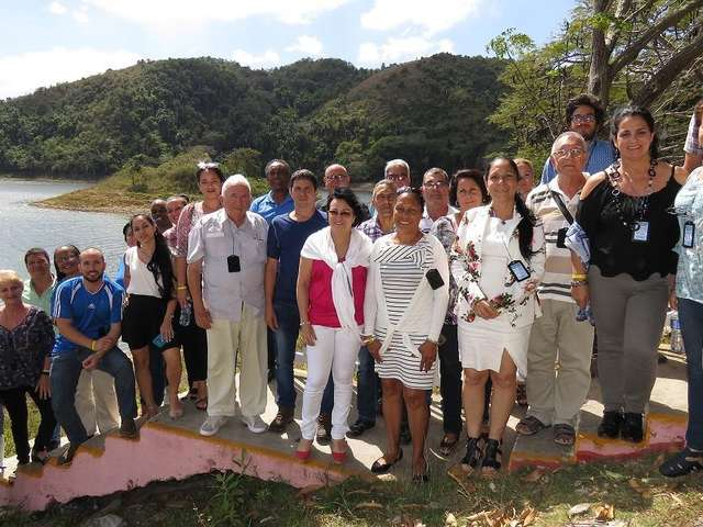 Realizan taller de inicio 2020 del proyecto ISOAGUA
