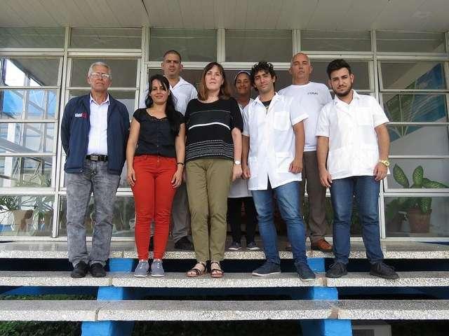 Realizan entrenamiento en monitoreo y análisis de hidrocarburos en CEAC  bajo proyecto OIEA