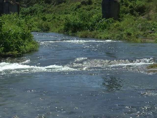 Los ríos cubanos corren limpios