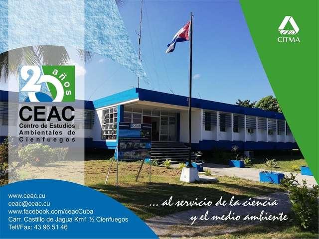 CEAC: 20 años al servicio de la ciencia y el medio ambiente
