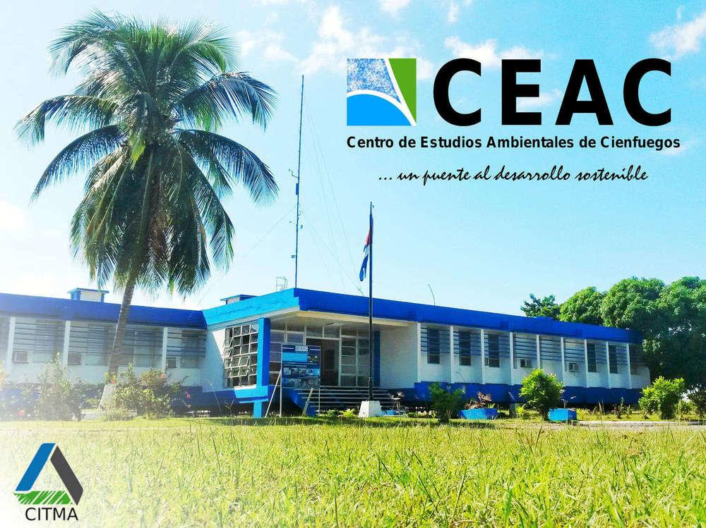 Edificio del Centro de Estudios Ambientales de Cienfuegos